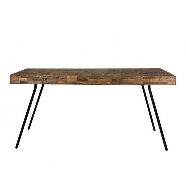 HAVANE - Wooden dining table 200 cm