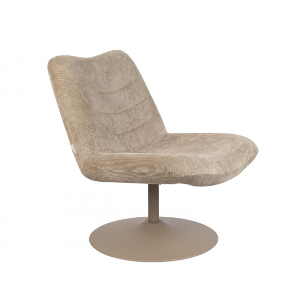 BUBBA - Zuiver Lounge chair Beige