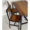 Chaise de table Factory