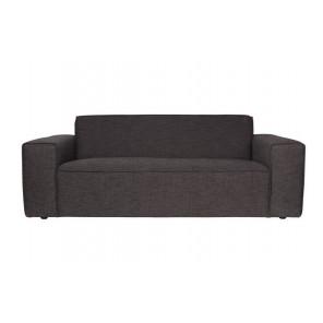 Dark grey Sofa Bor by Zuiver