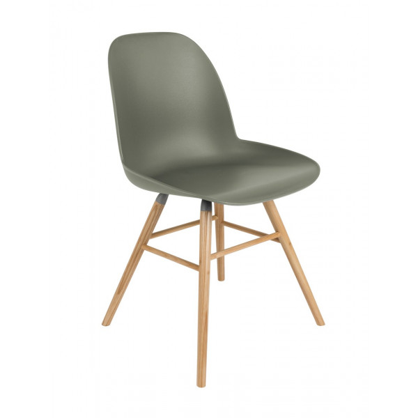 Green Dining chair Zuiver
