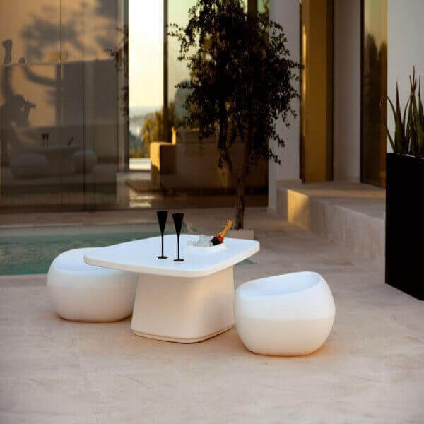 MOMA - Garden lounge set by Vondom