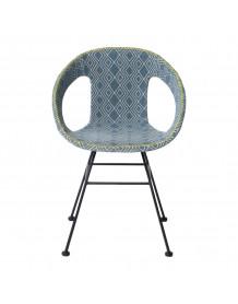 Maya- dinning chair - Blue