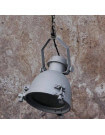 Suspension acier béton