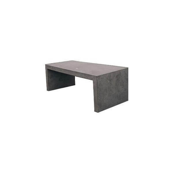 table en beton exterieur. Black Bedroom Furniture Sets. Home Design Ideas