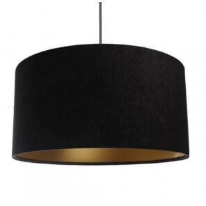 Black gold suspension