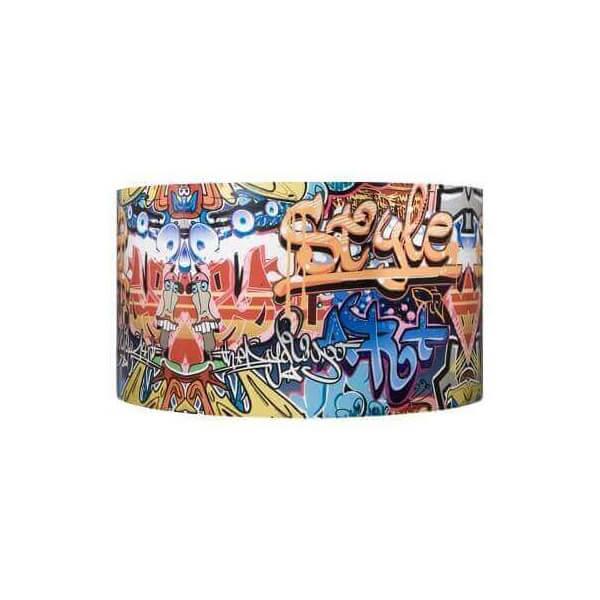 original Graffiti pendant lamp street art