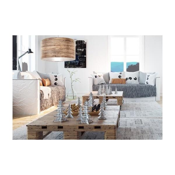 suspension nature mathi design lustre imitation bois. Black Bedroom Furniture Sets. Home Design Ideas