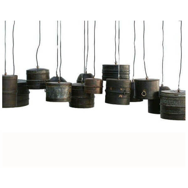 Suspension rice cup luminaire original recycl vendu par for Suspension luminaire original