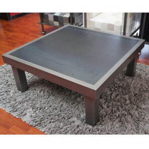 Duo steel table 1