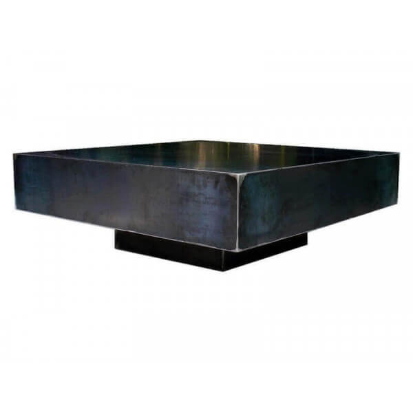 Low row steel table Metallica