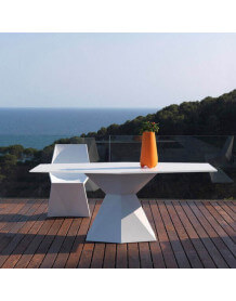 Table design Vertex chez Vondom
