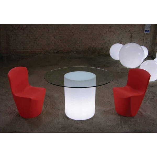 ARTHUR - Luminous dining table