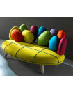 JELLY - Original contemporary sofa