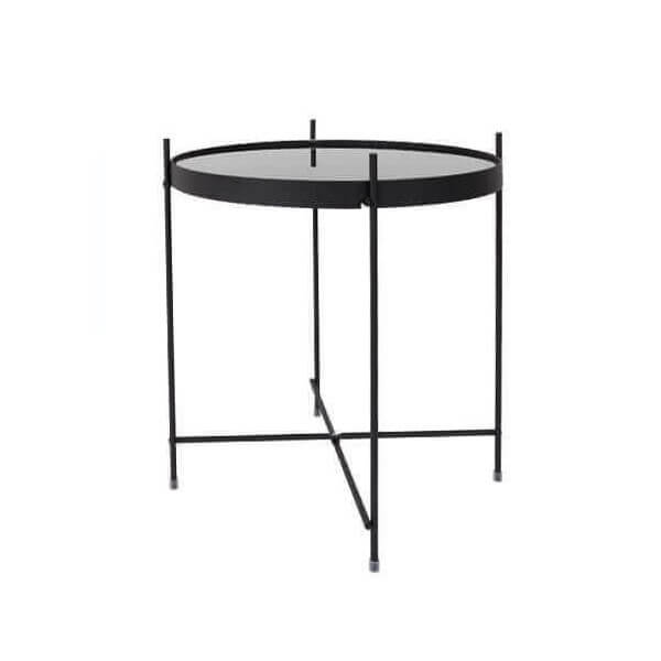 Glossy Black Coffee Table Several Dimensions - Glossy black coffee table