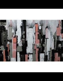 Tableau abstrait Skyline