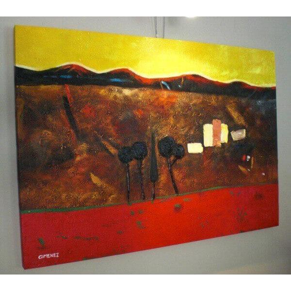 Paintings Spain By Pierre Gimenez