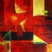 Tableau design Crépuscule 1984