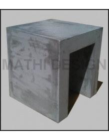 Tabouret beton U 2078