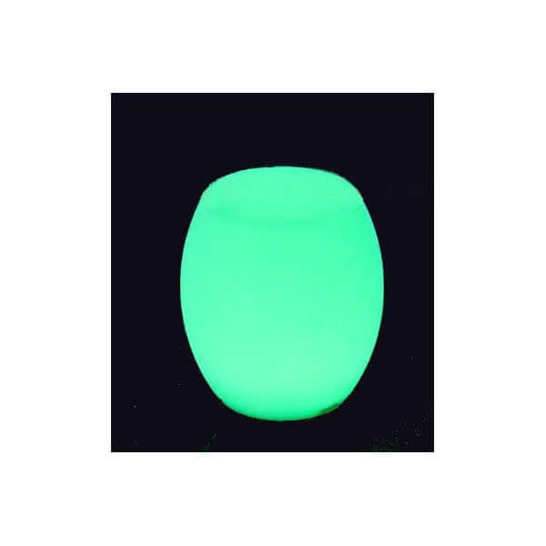 Luminous led stool