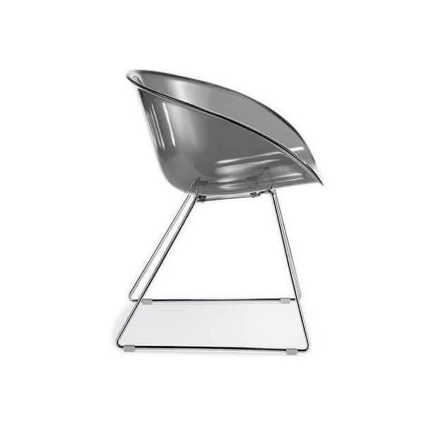 Pedrali chaise design gliss 920 for Chaise pedrali