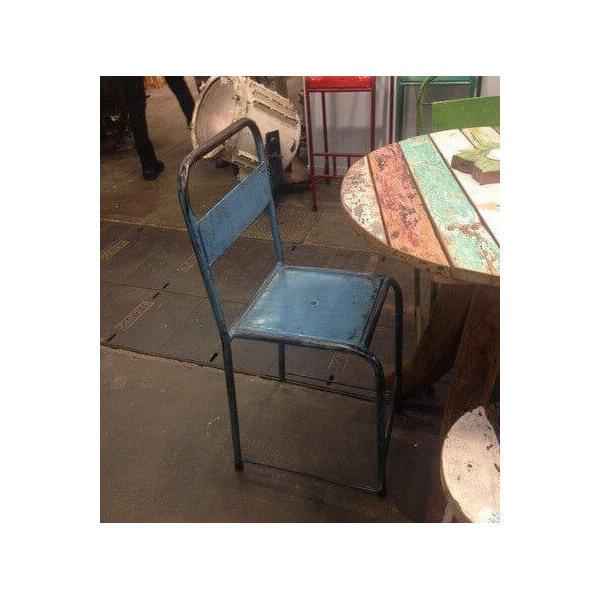 Original Iron vintage chair