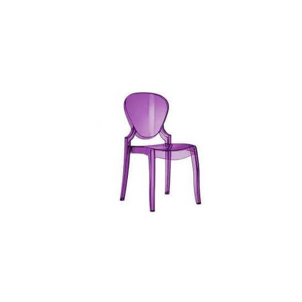 Chaise Queen Pedrali 2808
