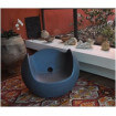 Grey chair Blos by Slide