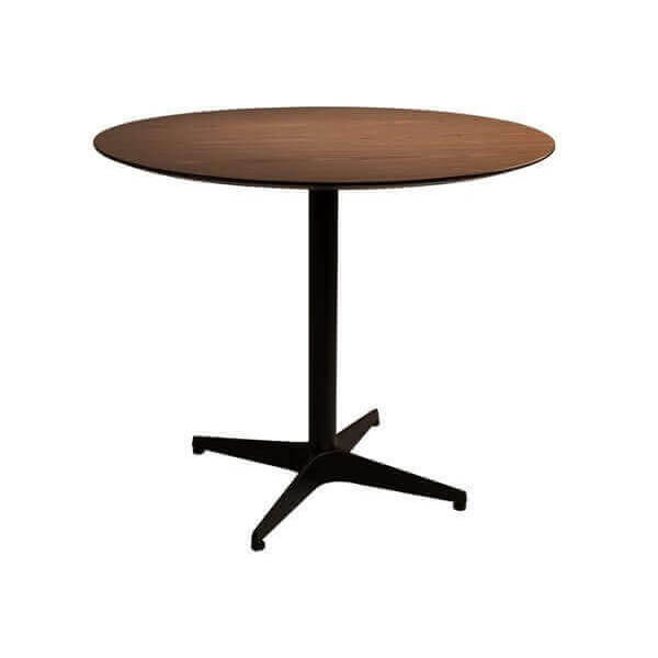 Nuts round dining table