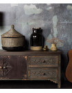 Low cabinet Manoir in vintage wood