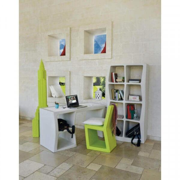 Bureau original couleurs tendances vari s bureau chambre for Cid special bureau episode 13