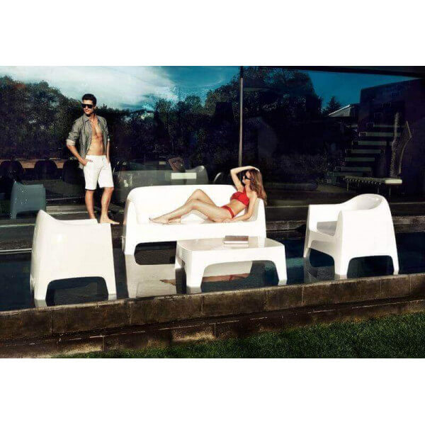 design furniture outdoor garden furniture set modern VONDOM