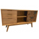 Commode buffet Scandinave bois