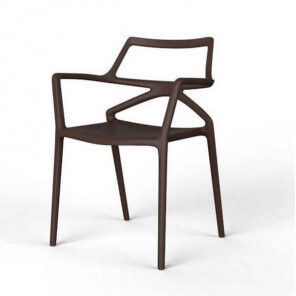DELTA - Design outdoor chair