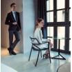 Chaise repas intérieur/exterieur