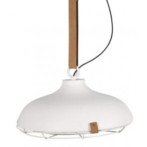 Pendant lamp Dek 51 white