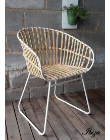 rattan Ibiza chair
