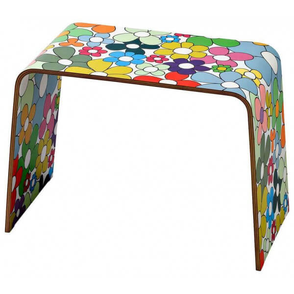 Small side table stool - Petite table appoint ...