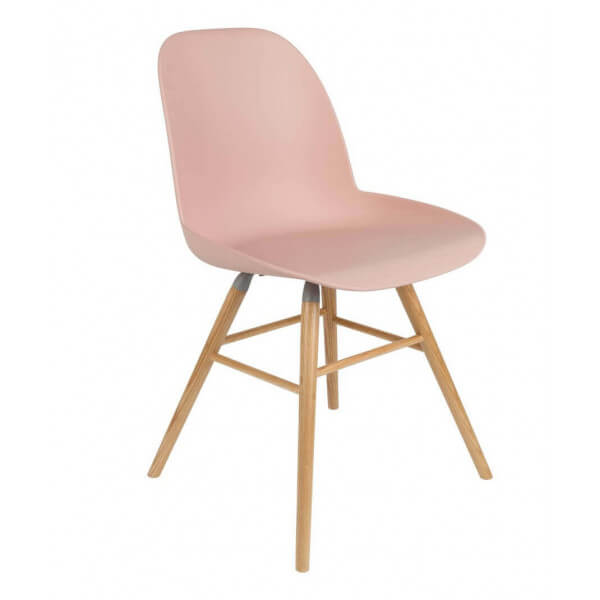 Scandinavian design chair zuiver - Chaise rose maison du monde ...