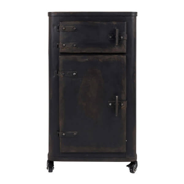 Steel Brooke cabinet