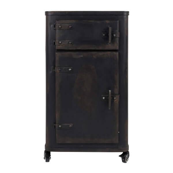Steel Brooke cabinet