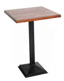 Table haute Bodega
