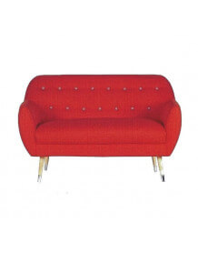 Orange Scandy sofa