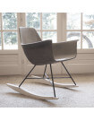 Rocking chair Beton