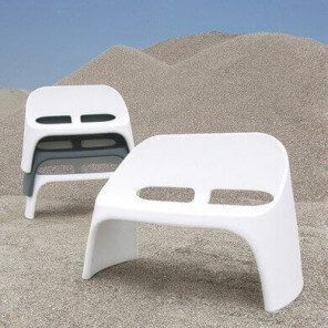 AMELIE - Duetto Bench by Slide