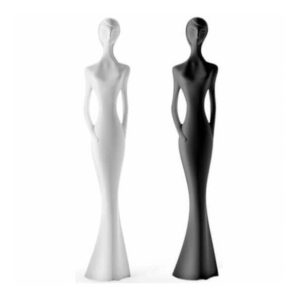 MyYOUR: Statue geante design Penelope noir