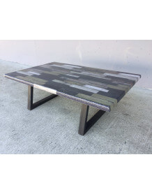 Graffiti low table