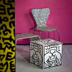 Chaise Keith Haring