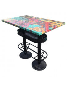 Industrial heigh table