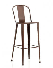 Coffee bar stool